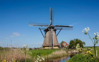 The history of windmills